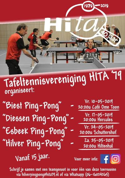 Hilver pingpong2019