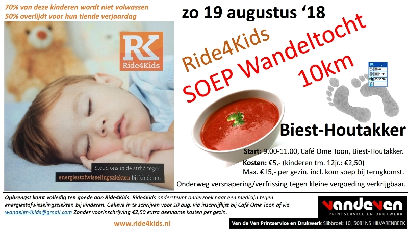 ride4kids biest2018